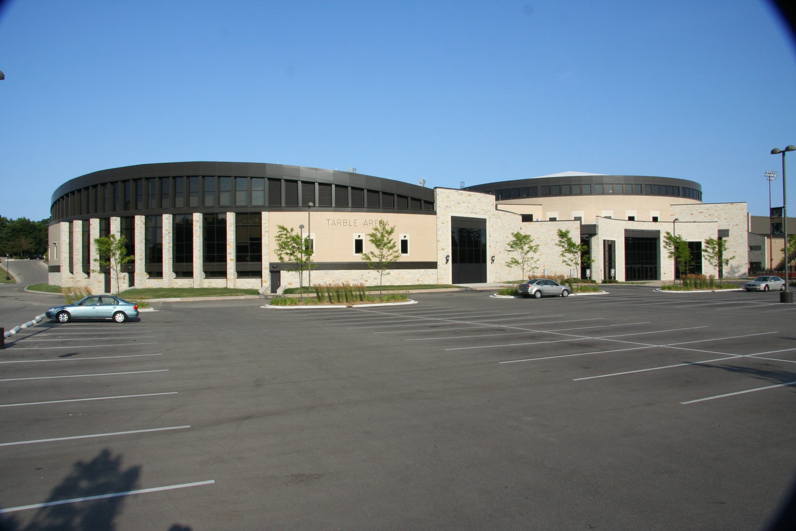 Carthage Tarble Arena